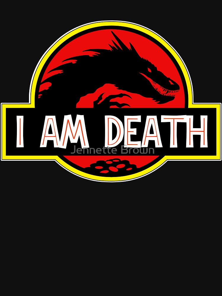 Smaug - I Am Death T-Shirt | Unisex T-Shirt