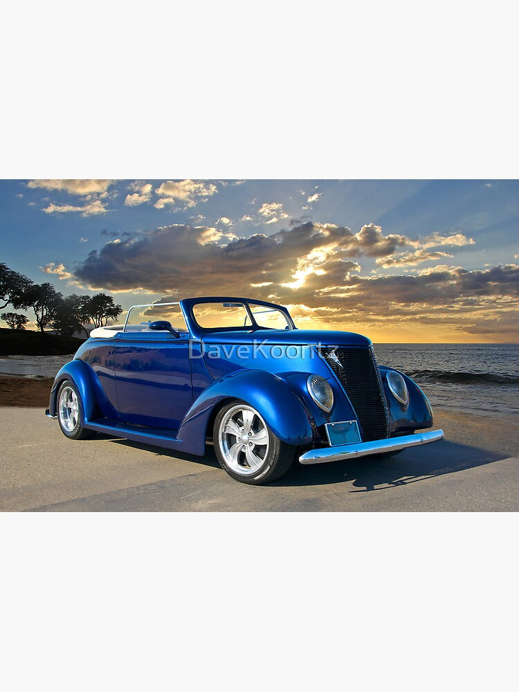 1936 Ford Cabriolet by DaveKoontz