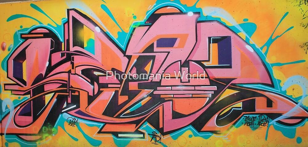 Graffiti by Katherine Hartlef