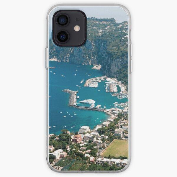 Italy, Capri iPhone Soft Case
