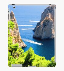 Italy, Capri iPad Case/Skin