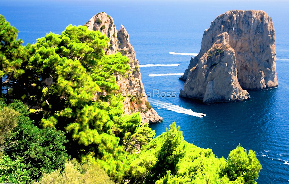 Italy, Capri by JessicaRoss