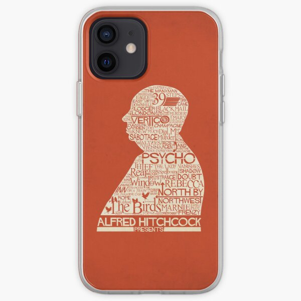 Alfred Hitchcock Presents... iPhone Soft Case