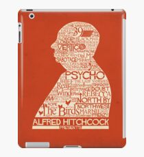 Alfred Hitchcock Presents... iPad Case/Skin