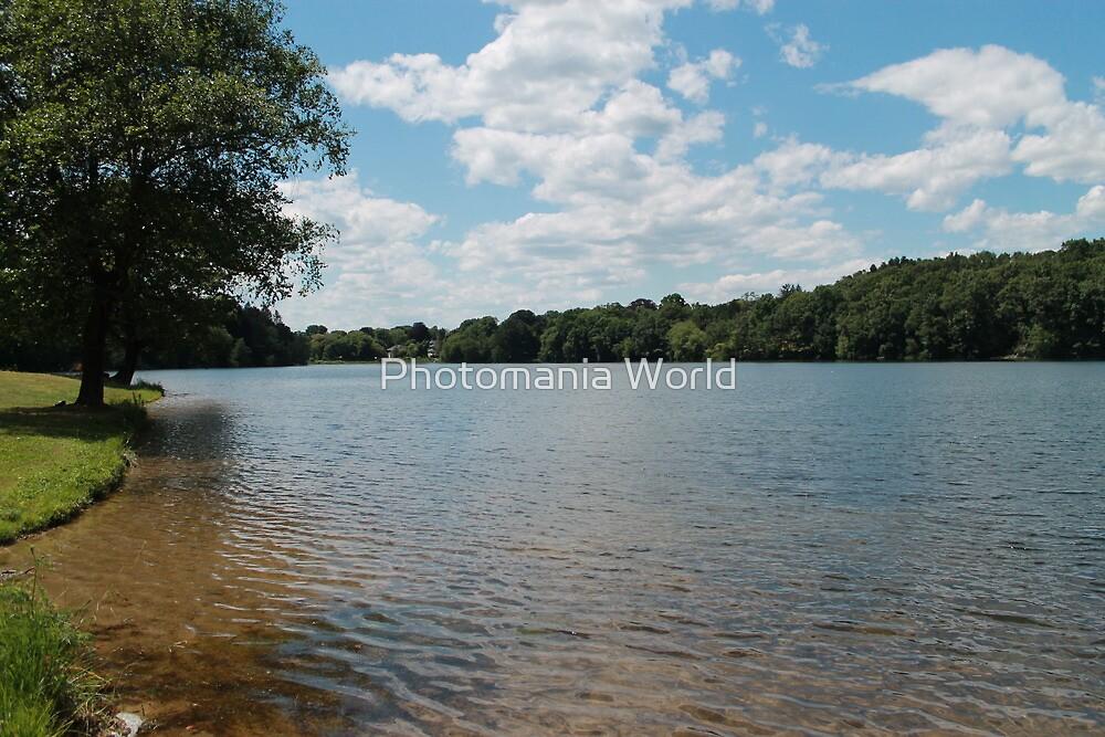 Lake by Katherine Hartlef