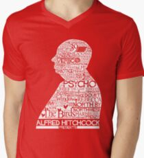 Alfred Hitchcock Presents... Men's V-Neck T-Shirt