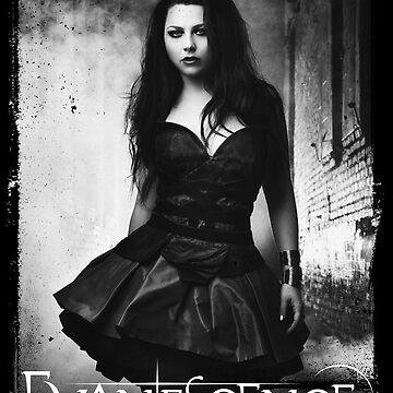 Amy Lee From Evanescence by EllieTheZombie