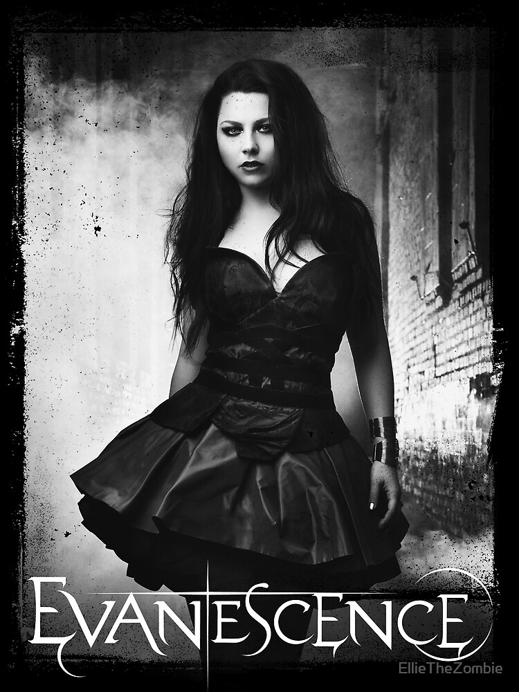 Amy Lee From Evanescence | Unisex T-Shirt