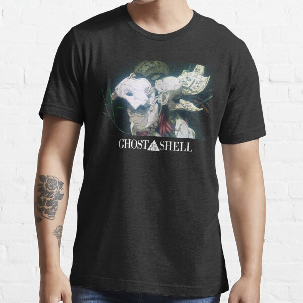 Ghost in the shell - introduction n°1 T-shirt essentiel