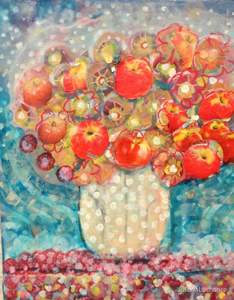 Apple Blossom Bouquet by JulianaLachance