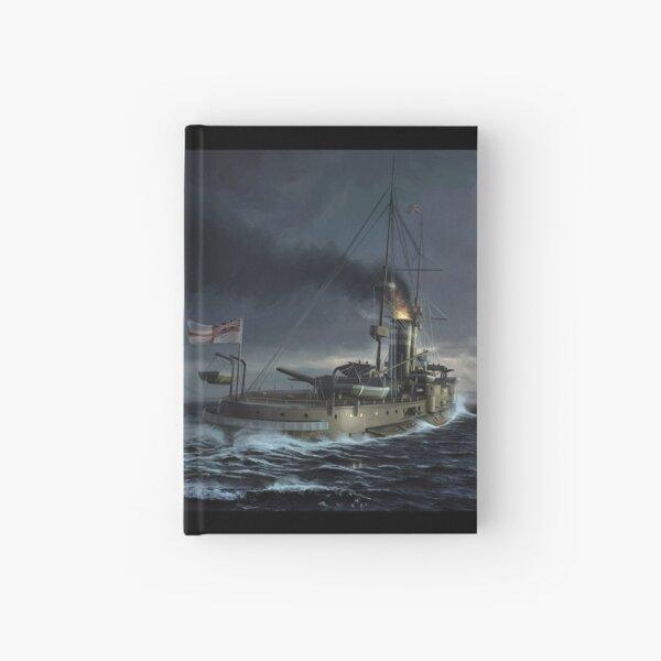 HMS Thunder Child Hardcover Journal