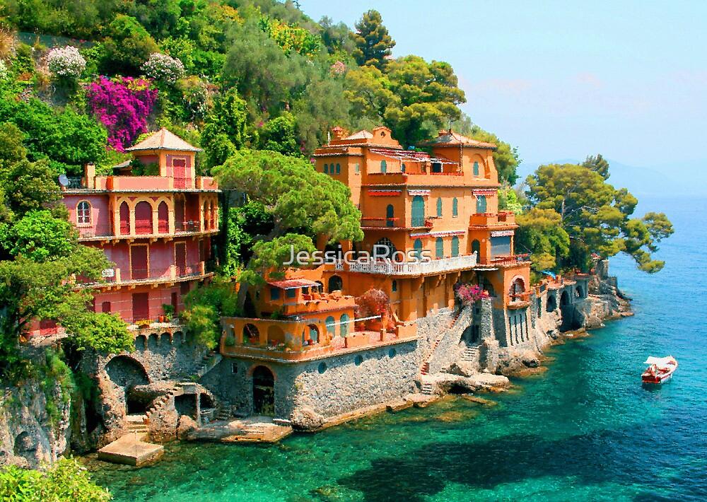Italy. Portofino by JessicaRoss
