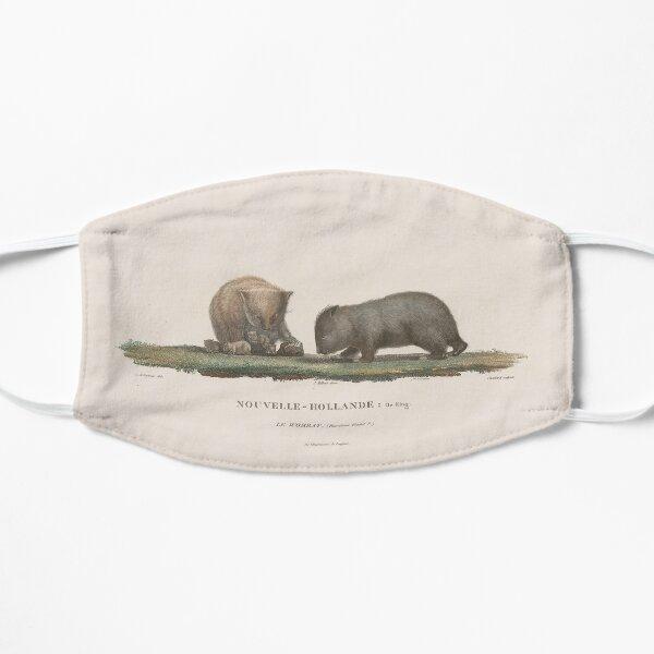 Wombats, 1807 Flat Mask