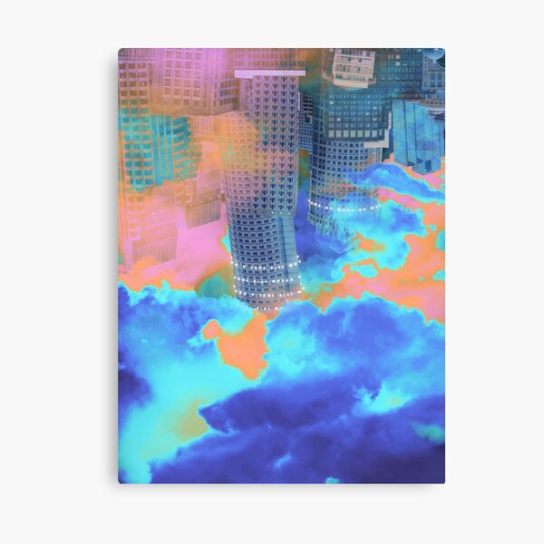 Wake Up, It's Just A Dream Canvas Print