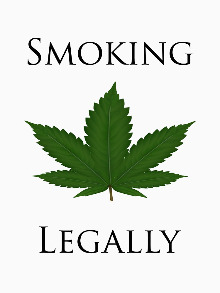 Smoking Weed Legally by mkcvte