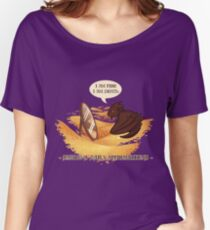 Smaug's Daily Affirmations Women's Relaxed Fit T-Shirt