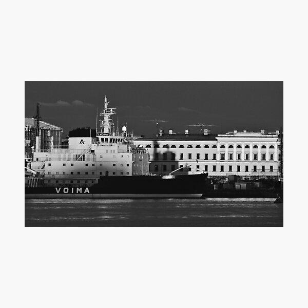 Voima - Strength Photographic Print