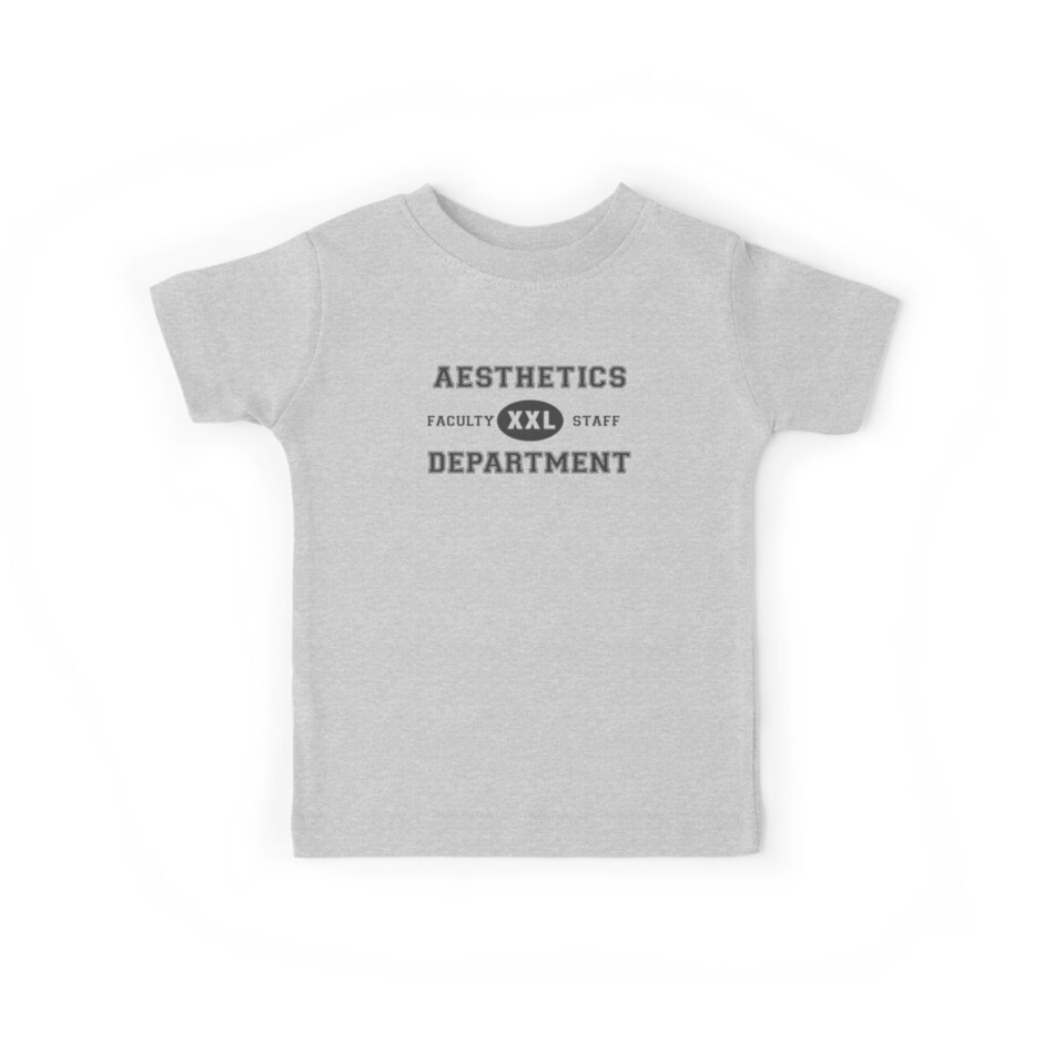 Aesthetics Department by Hawthorn Mineart