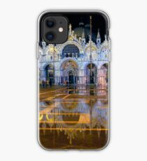 Italy. Venice at night iPhone Case