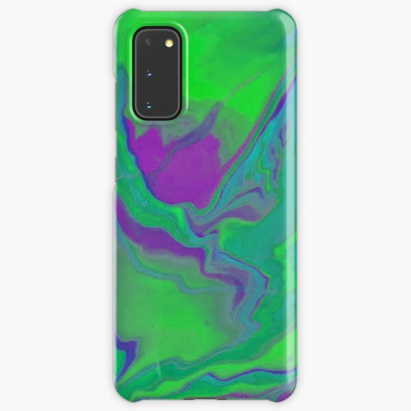 Melted Slime RZ Samsung Galaxy Snap Case