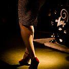 Retro Legs by Nick Barber