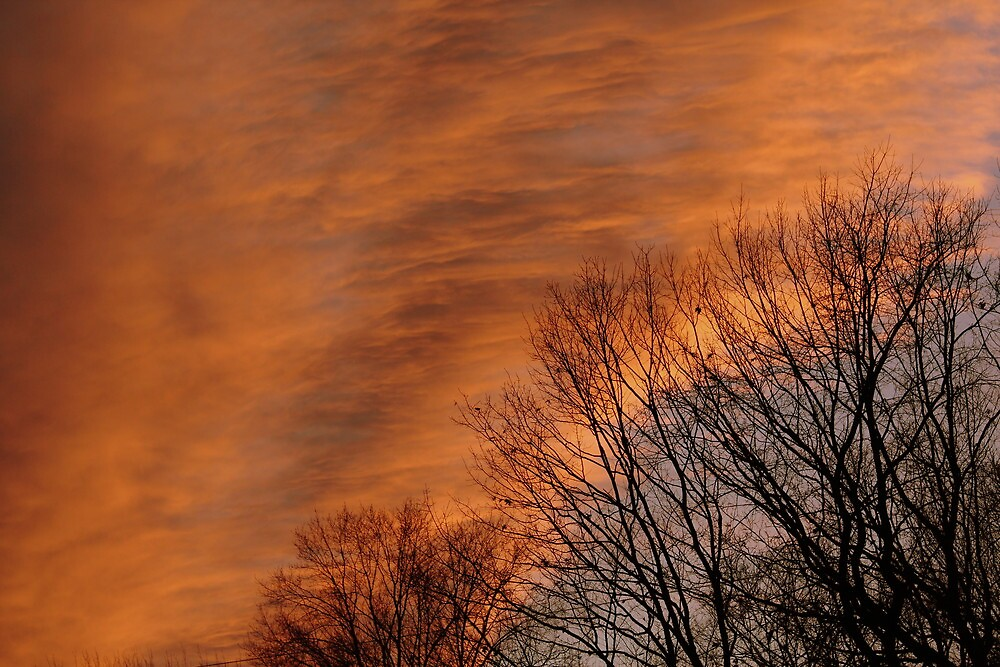 Sunset glow by corrado