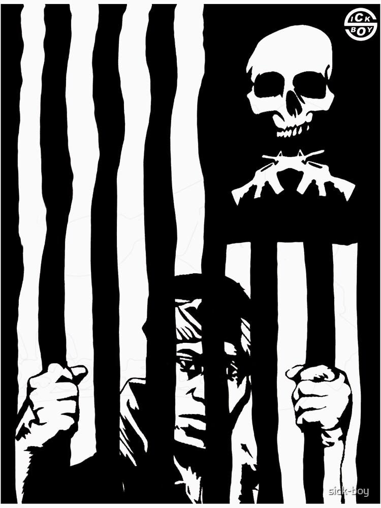 Flag's prisoner by sick-boy