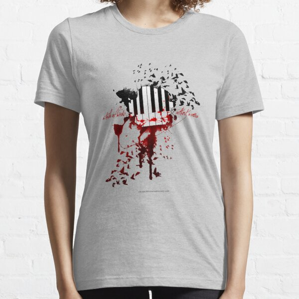 A Tale of Birds without a Voice  Essential T-Shirt
