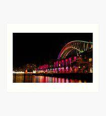 Sebel Pier One Sydney Art Print
