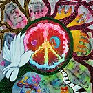 Peace Tree by Laura Barbosa