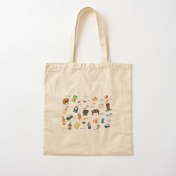 The Grand Collection Cotton Tote Bag