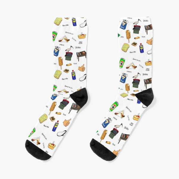 The Grand Collection Socks