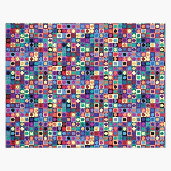 Vasarely inspiré Puzzle