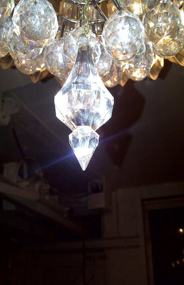 chandelier hunny by loafie