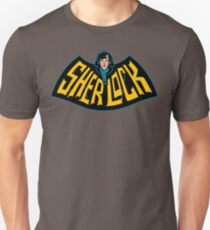 Sherlock Logo Unisex T-Shirt