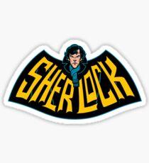 Sherlock Logo Sticker