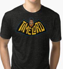 Time Lord Logo Tri-blend T-Shirt