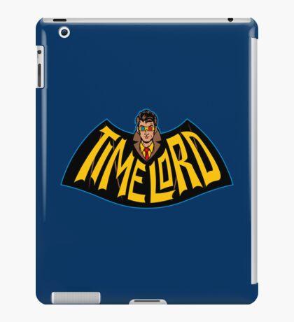 Time Lord Logo iPad Case/Skin