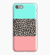 Leopard National Flag VIII iPhone Case/Skin