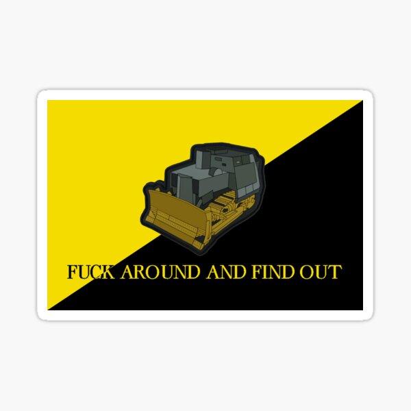 Killdozer Sticker