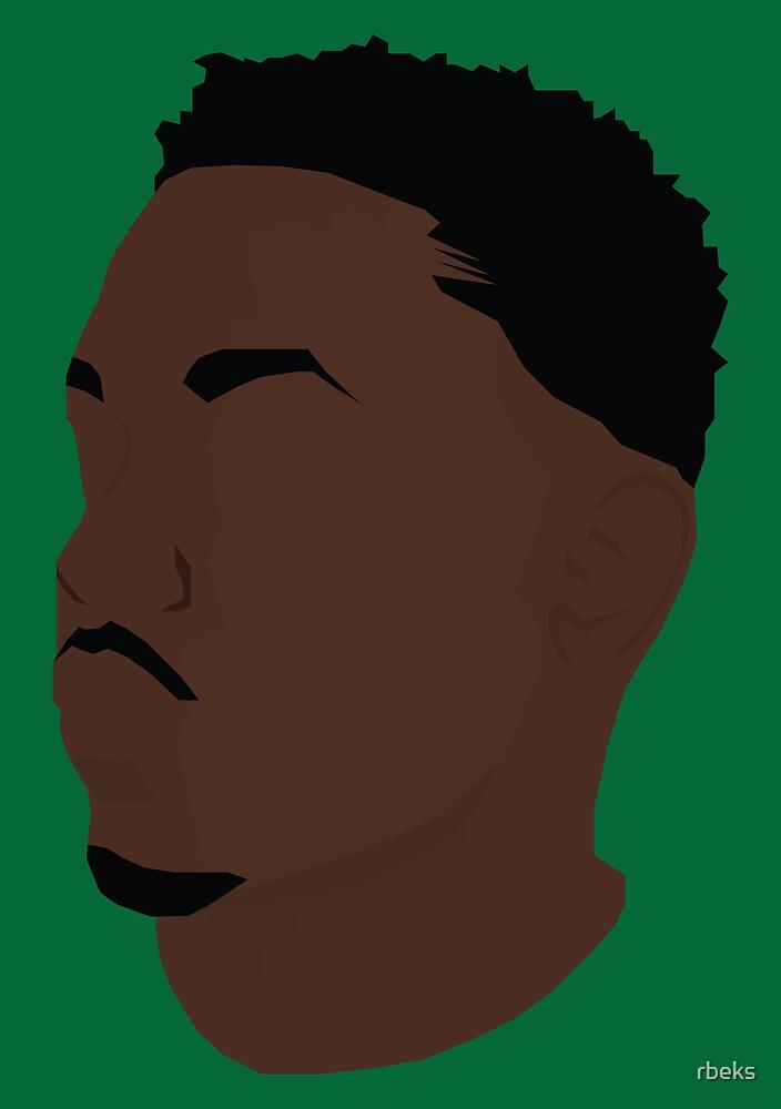 Kendrick by rbeks
