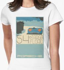 Targa Florio Women's Fitted T-Shirt