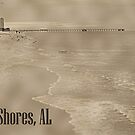Ocean View of Gulf Shores by sacredmoments