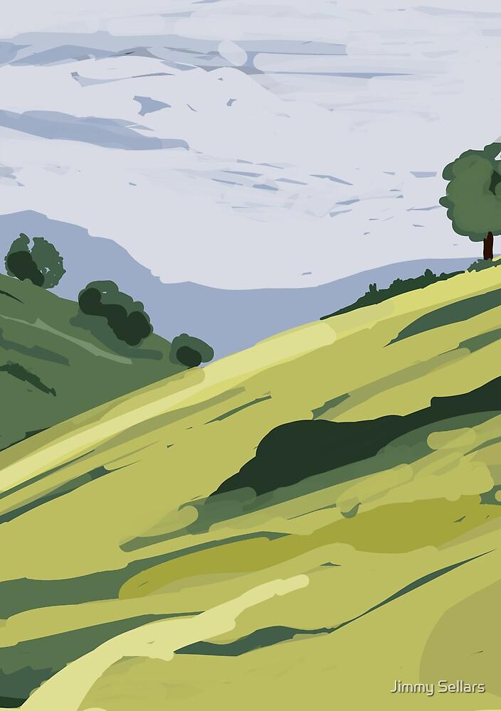 Landscape No. 1 by Jimmy Sellars