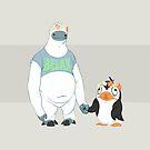 Erwin & Puck by Josh Ruiz
