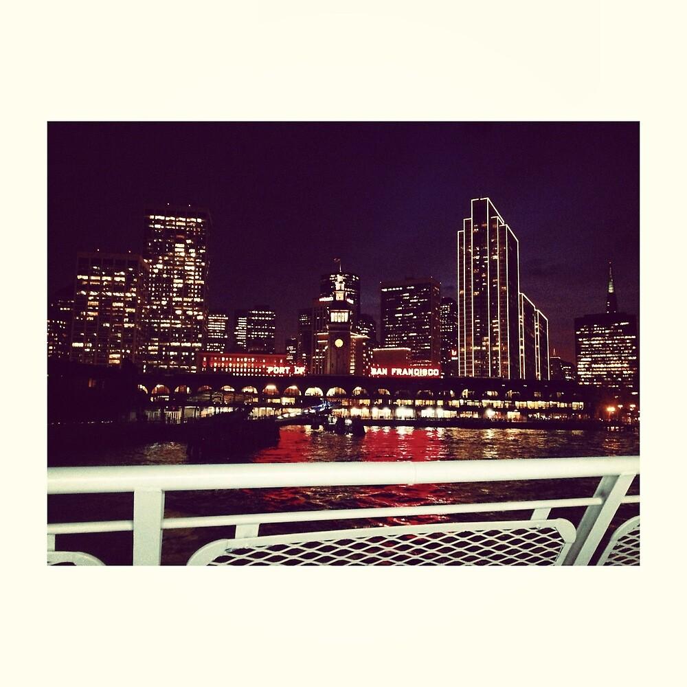 San Francisco  by jeazeped