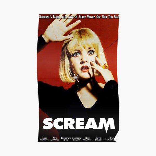 scream Poster