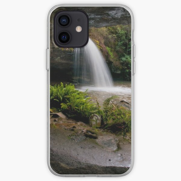 Time Out,Lower Kalimna Falls iPhone Soft Case