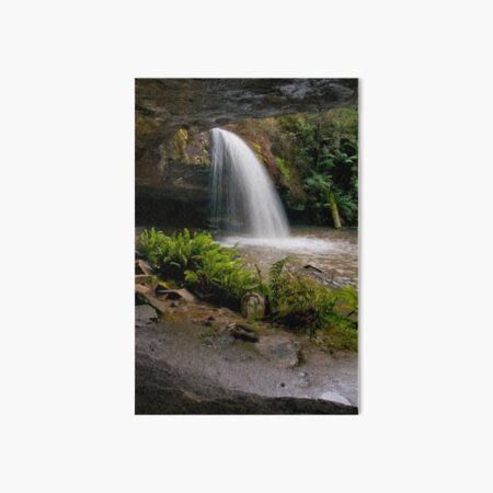 Time Out,Lower Kalimna Falls Art Board Print