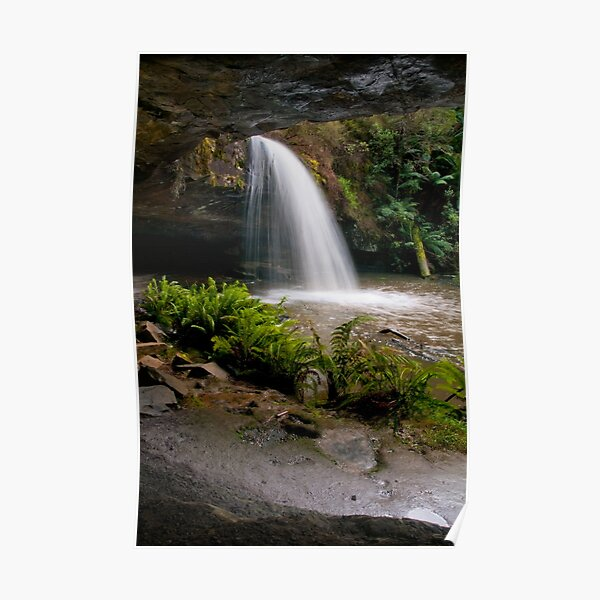 Time Out,Lower Kalimna Falls Poster